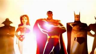 Justice League Unlimited Theme - DCEU Live Action