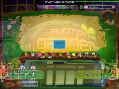 Cara Bug Garden TANPA CHEAT - Audition Ayodance