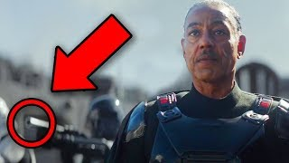 MANDALORIAN Chapter 7 Breakdown! Star Wars Rise of Skywalker Connections Explained!