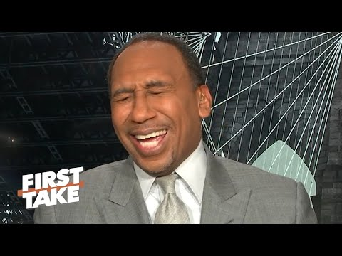 Was Dallas robbed? Stephen A. reacts to the Cowboys' Week 1 loss vs. the Rams | First Take