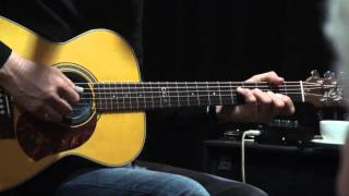 TOMMY EMMANUEL -  THE DUKE (stunning song)