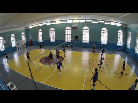 Волейбол - ЛВО Vs ОГУ - 0:3 2019/09/29 Волейбол в Орле
