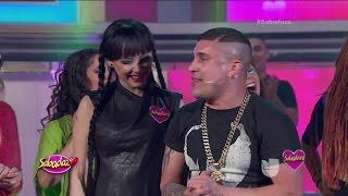Osmani García presumió a su novia, ¡está muy enamorado!