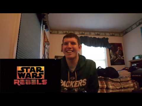 Star Wars Rebels - 3x11 Ghosts Of Geonosis Part 1 - Reaction!!