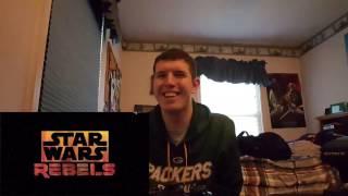 Star Wars Rebels - 3x11 Ghosts of Geonosis Part 1 - Reaction!!