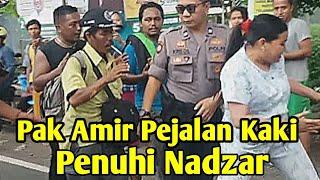 Download Video Luar biasa Pak Amir Jalan Kaki Medan Ke Banyuwangi MP3 3GP MP4