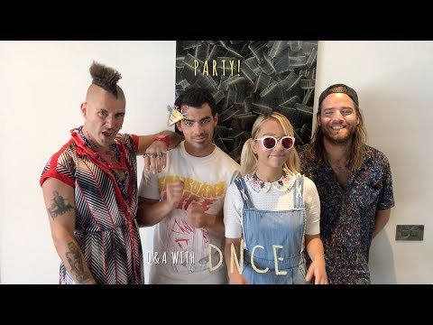 Exclusive Q&A with DNCE