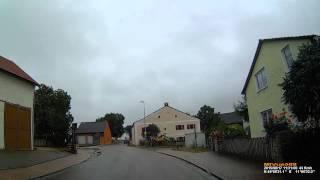 D: Reuth am Wald. Raitenbuch. Landkreis Weißenburg-Gunzenhausen. Ortsdurchfahrt. August 2015