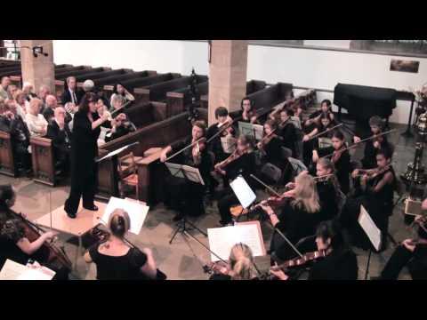 Finzi, Romance.  Stratford Virtuosi Orchestra, Conductor Rimma Sushanskaya