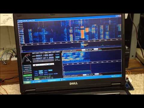 My MCHF SDR Transceiver | FunnyCat TV