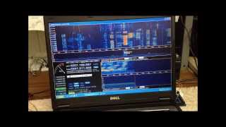 part 2 rtl sdr 160 10 meter receiver on the cheap w homebrew upconverter 40 meter demo