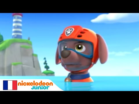 paw patrol la pat 39 patrouille le petit chat nickelodeon junior youtube. Black Bedroom Furniture Sets. Home Design Ideas