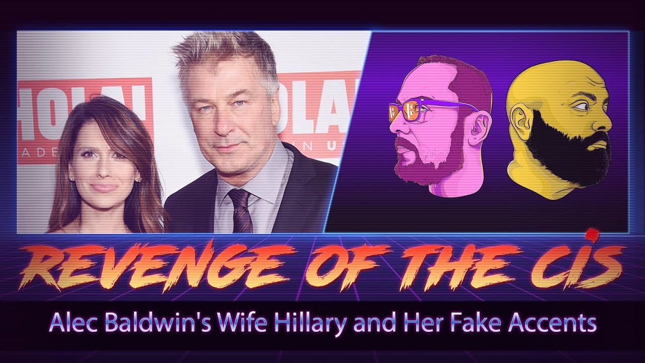 Download Alec Baldwin's Wife Hillary and Her Fake Accents   ROTC Clip
