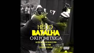 Helio Batalha - O ki fomi txiga (Beat By  DC  Prod ) [ M&M by Golbeats prod ]