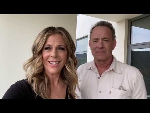 O Tom Hanks και η Rita Wilson για την Ελλάδα 2021