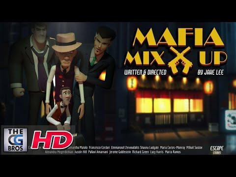 "CGI 3D Animated Short: ""Mafia Mix-Up"" - by Jake Lee   TheCGBros"