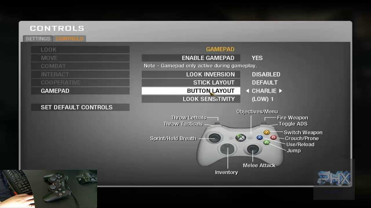 How To Play Call Of Duty Black Ops 1 WIth PC Or PS2 USB Controller Tutorial YouTube