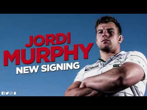 Welcome Jordi Murphy