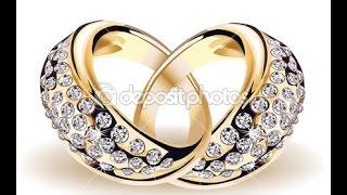 Обручальные кольца с бриллиантами - фото 2016 / Wedding rings with diamonds(, 2015-11-20T05:01:28.000Z)
