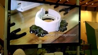 3D Printer For Food Industry