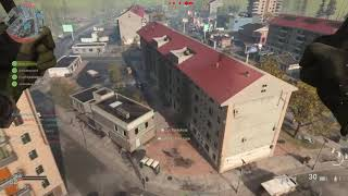 Warzone Rumbling! | Call of Duty | PS4