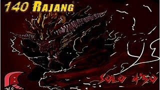 ┌MH4U┘ Lv.140 - Apex Rajang || Solo - 4
