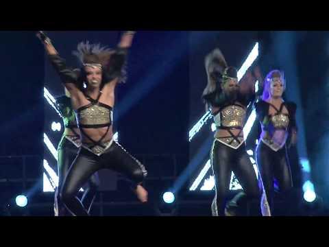 D.Q. Dance Squad, DE | Disco Dance Formation | 2nd IDO Gala World Event | Graz 2016