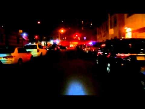 FDNY EMS Responding In Hunts Point, Bronx