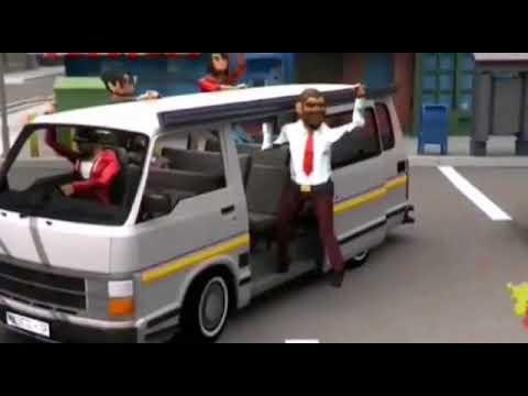 Distruction boyz Omunye phezu komunye Challenge (taxi dance)