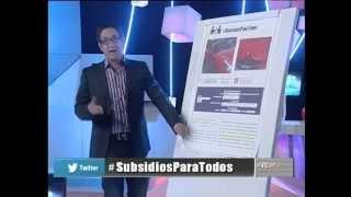 ADN TV | El Ejercito Tuitero de De la Sota - Montich