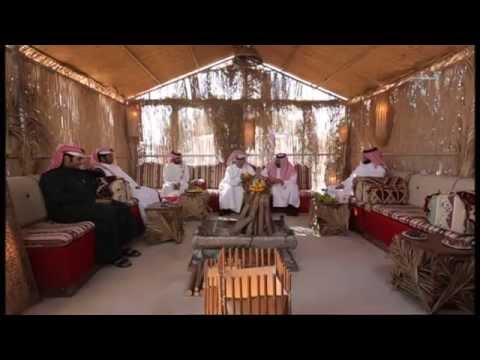 تلفزيون قطر - برنامج كشات - مع السيد عويضة سالم الكواري و مزرعة عذبه