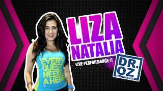 Liza Natalia Live on Dr OZ - Sneak Peek on ZUMBA®