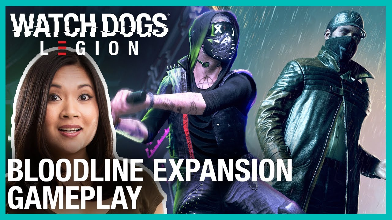 Watch Dogs: Legion – Bloodline Gameplay With Aiden and Wrench | Ubisoft