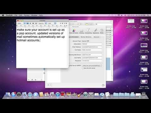 1-855-345-8210 How To Install/Setup Hotmail On Mac |How To Set Up Email On Mac?