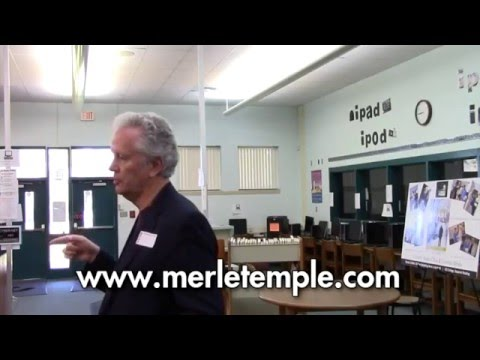 Merle Temple at Fellowship of Christian Athletes (Excerpts), Destin Middle School, October 20, 2015