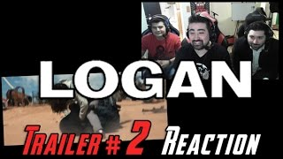 Logan Final Trailer Angry Reaction!