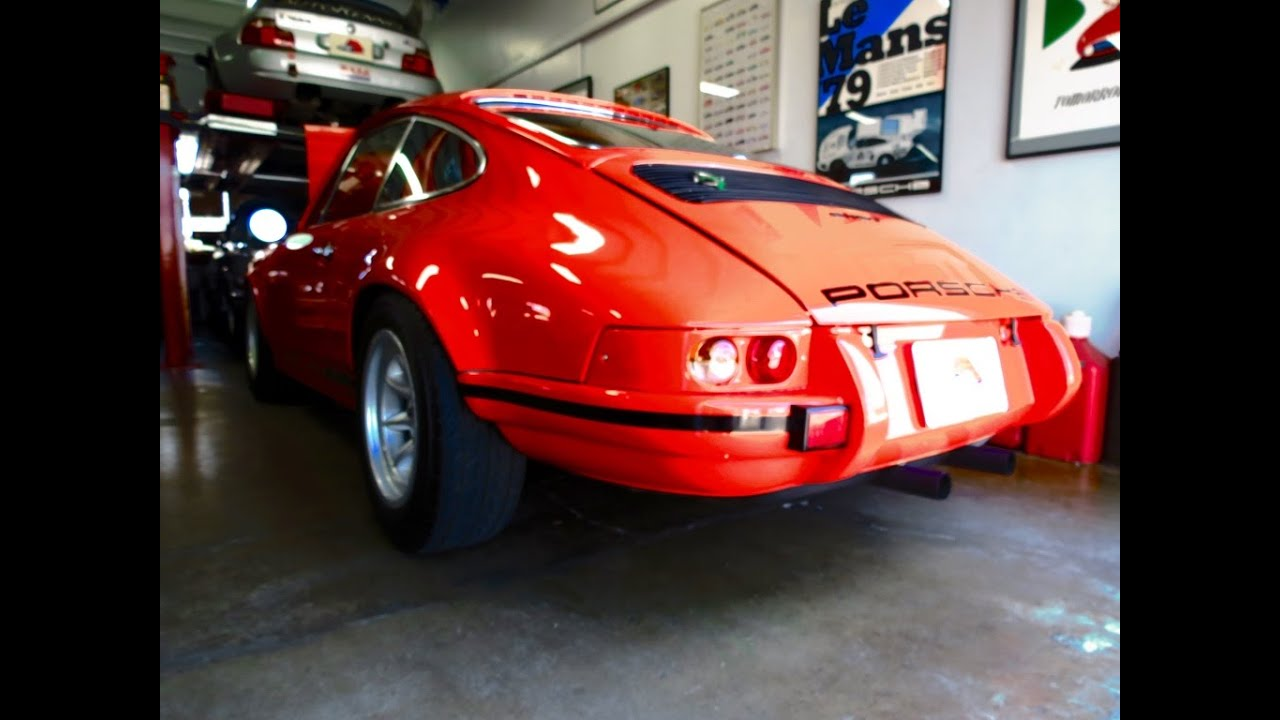 1971 porsche 911 st r by autokennel for sale youtube. Black Bedroom Furniture Sets. Home Design Ideas
