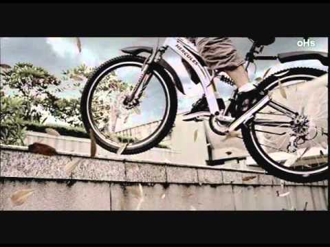 22bf9700979 Hercules Roadeo biCycles - YouTube