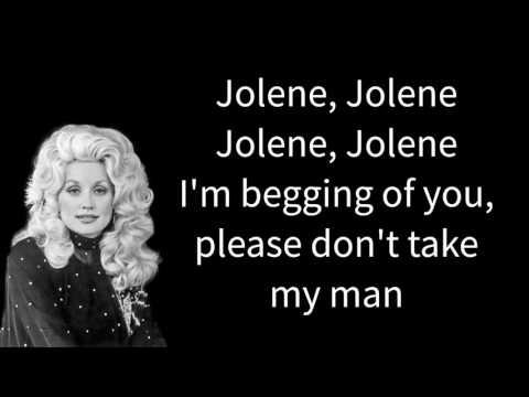 Dolly Parton- Jolene Lyrics