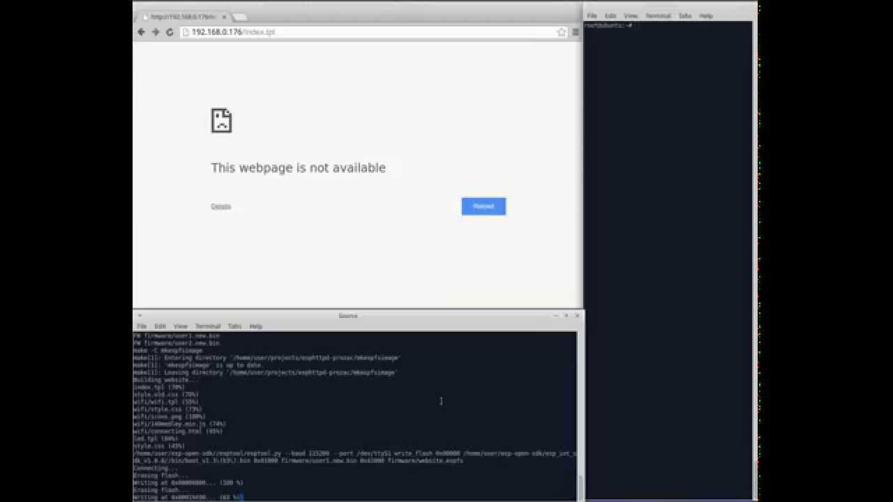 Introducing esp-httpd: webserver on an ESP8266  - Everything ESP8266