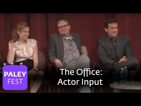 The Office  Schur & Daniels on Actor Input Paley Center