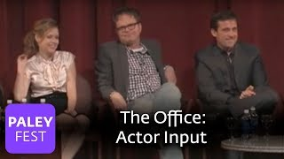 The Office - Schur & Daniels on Actor Input (Paley Center)