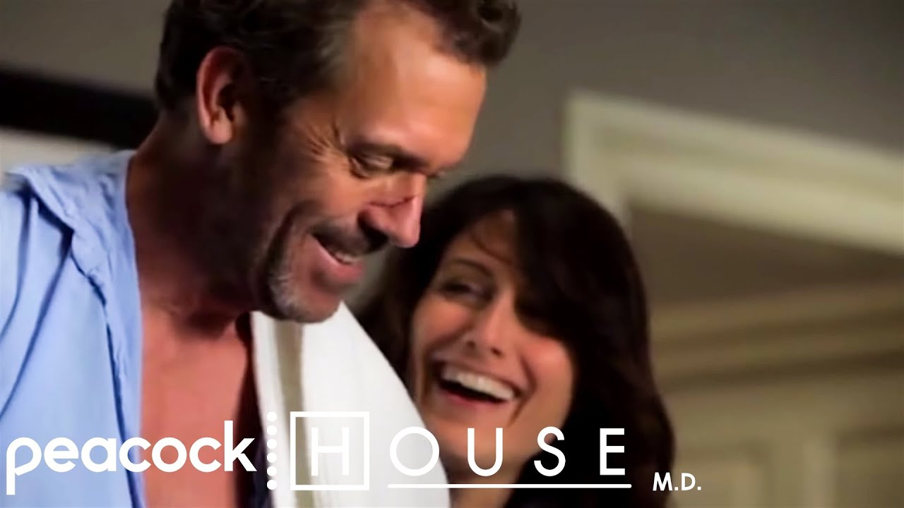 Does dr house ever hook up with cuddy