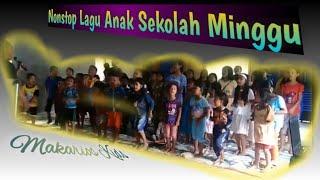 Gambar cover Lagu Anak Sekolah Minggu Nonstop