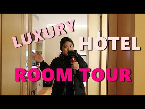 LUXURY HOTEL ROOM TOUR (SEOUL) Nov. 6, 2017 - saytioco