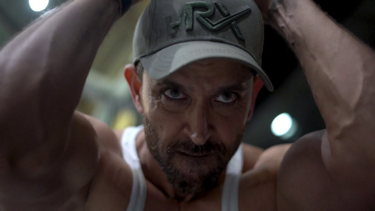 Hrithik Roshan's Transformation | The other side of Kabir | The HRX Story