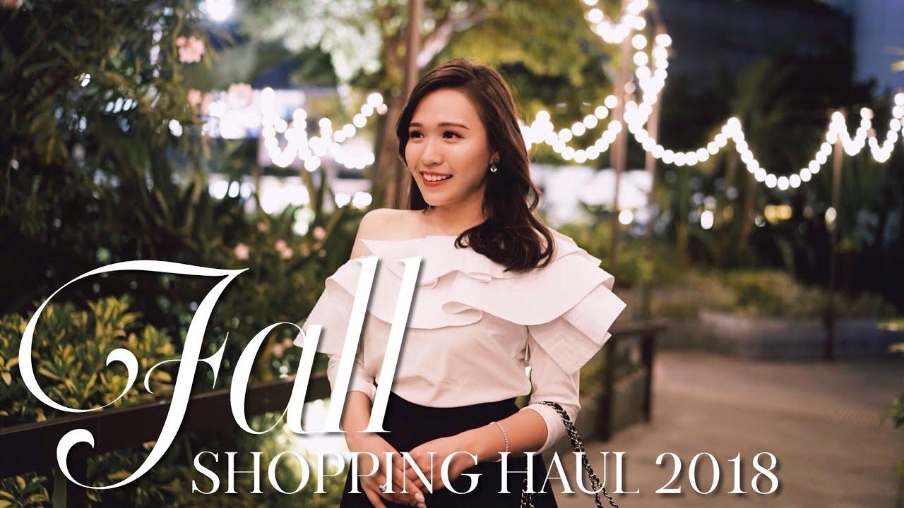 SHOPPING HAUL // FALL 2018|秋裝戰利品分享 EP. 02|CAMERAGIRLCARMEN