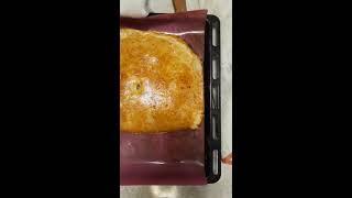 Большой пирог с калиной