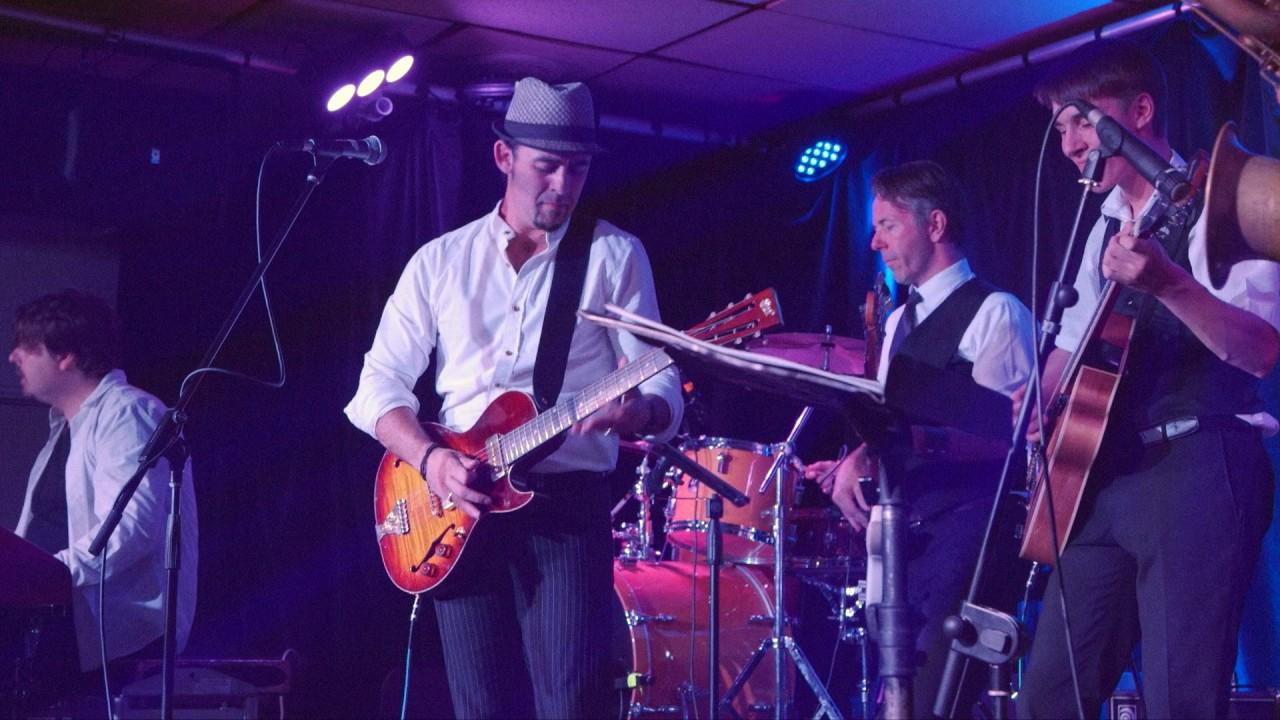Security - John McNamara Band LIVE - YouTube