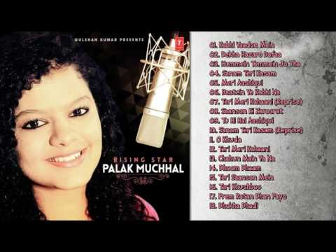 Best Of Palak Muchhal | New Bollywood Songs | Jukebox thumbnail